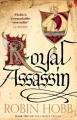 Couverture L'assassin royal, tome 02 : L'assassin du roi Editions HarperVoyager 2014