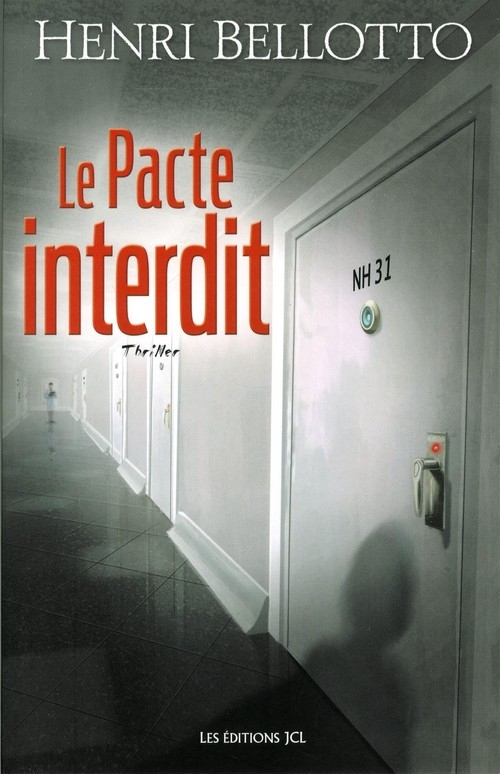 Couverture Le pacte interdit
