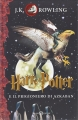 Couverture Harry Potter, tome 3 : Harry Potter et le prisonnier d'Azkaban Editions Salani 2014