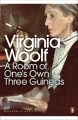 Couverture A Room of One's Own & Three Guineas Editions Penguin books (Modern Classics) 2000