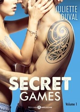 Couverture Secret games, tome 1
