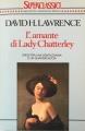 Couverture L'amant de lady Chatterley Editions Bur 1994