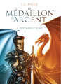 Couverture Le médaillon d'argent Editions Bookelis 2017