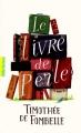 Couverture Le livre de Perle Editions Gallimard  (Pôle fiction) 2017