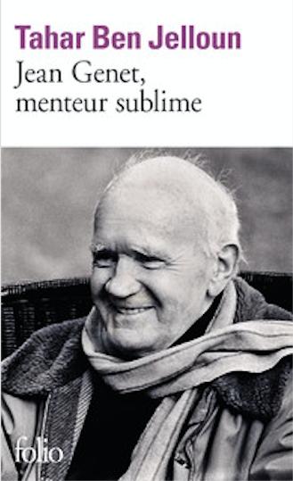 Couverture Jean Genet, menteur sublime