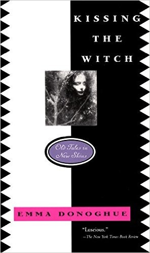 Couverture Kissing the Witch : Old Tales in New Skins