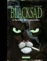 Couverture Blacksad : L'histoire des aquarelles Editions Dargaud 2016