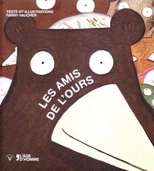 Couverture Les amis de l'ours