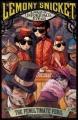Couverture Les désastreuses aventures des orphelins Baudelaire, tome 12 : Le Pénultième Péril Editions Egmont 2005