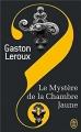 Couverture Le mystère de la chambre jaune Editions J'ai lu 2003