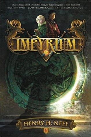 Couverture Impyrium, tome 1