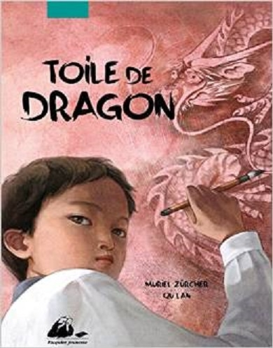 Couverture Toile de dragon