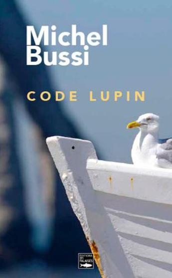 Couverture Code Lupin