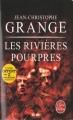 Couverture Les Rivières pourpres Editions Le Livre de Poche (Thriller) 2015