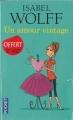 Couverture Un amour vintage Editions Pocket 2012