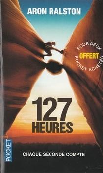 Couverture Plus fort qu'un roc / 127 heures