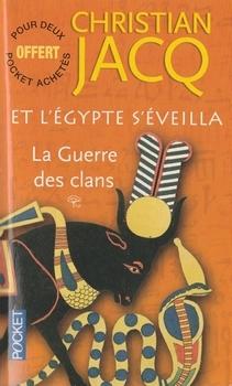 Couverture Et l'Egypte s'éveilla, tome 1 : La Guerre des clans