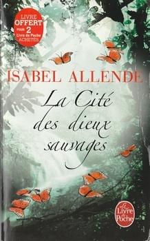 Couverture Mémoires de l'aigle et du jaguar, tome 1 : La Cité des Dieux sauvages