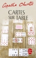 Couverture Cartes sur table Editions Le Livre de Poche 2002