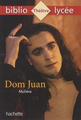 Couverture Dom Juan