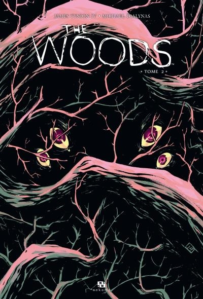 Couverture The Woods, tome 2