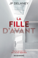 Couverture La fille d'avant Editions Mazarine 2017