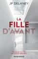 Couverture La fille d'avant Editions Fayard (Mazarine) 2017