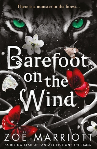 Couverture Barefoot on the wind