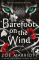 Couverture Barefoot on the wind Editions Walker Books 2016