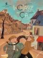 Couverture La Chasse au Ça Editions L'élan vert (Pont des arts) 2014