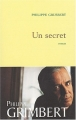 Couverture Un secret Editions Grasset & Fasquelle 2004