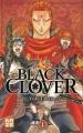 Couverture Black clover, tome 04 Editions Kazé (Shônen) 2017