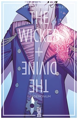 Couverture The wicked + the divine, tome 2 : Fandemonium