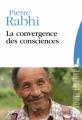 Couverture La convergence des consciences Editions Le Passeur 2016
