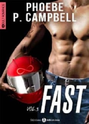 Couverture Fast, tome 3