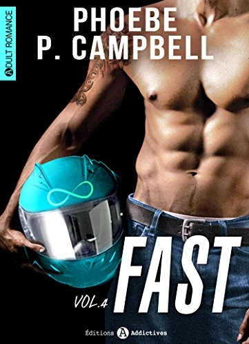 Couverture Fast, tome 4