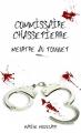 Couverture Commissaire Chassepierre : Meurtre au Touquet Editions Autoédité 2016