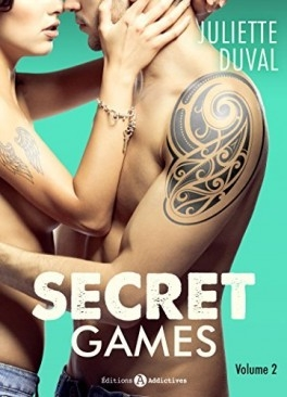 Couverture Secret games, tome 2