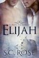 Couverture La meute des SixLunes, tome 1 : Elijah Editions Men over the rainbow 2016