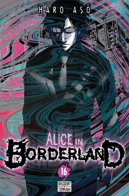 Couverture Alice in Borderland, tome 16