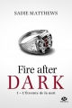 Couverture Fire after dark, tome 1 : L'étreinte de la nuit Editions Milady (Romantica) 2017