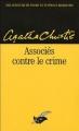 Couverture Associés contre le crime Editions du Masque 1991
