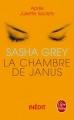 Couverture Juliette society, tome 2 : La chambre de Janus Editions Le Livre de Poche 2017