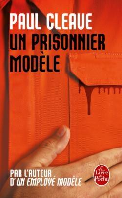 Couverture Un prisonnier modèle