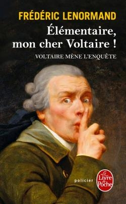 Couverture Elémentaire, mon cher Voltaire !