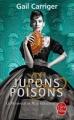 Couverture Le pensionnat de mlle Géraldine, tome 3 : Jupons & poisons Editions Le Livre de Poche 2017