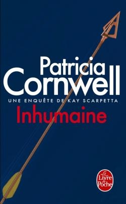 Couverture Kay Scarpetta, tome 23 : Inhumaine