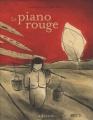 Couverture Le piano rouge Editions Le Sorbier 2008
