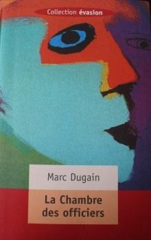Couverture La Chambre Des Officiers Editions France Loisirs 1999