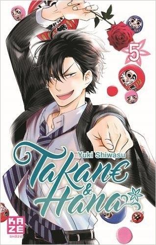 Couverture Takane & Hana, tome 5